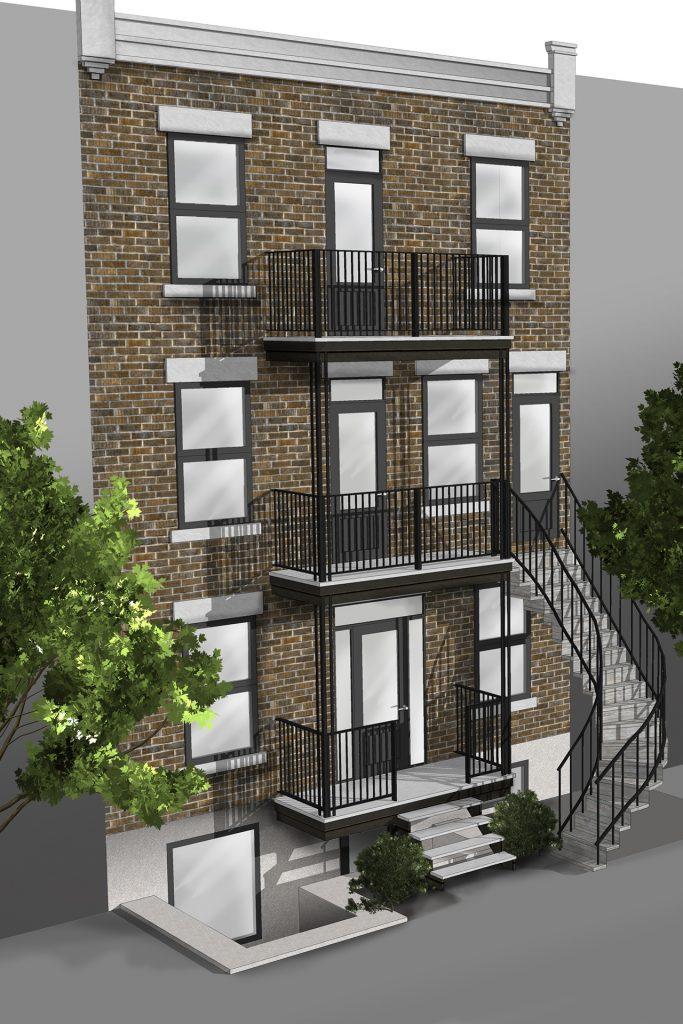 projet st denis exur immobilier. Black Bedroom Furniture Sets. Home Design Ideas